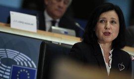 Česká kandidátka do nové Evropské komise  Věra Jourová