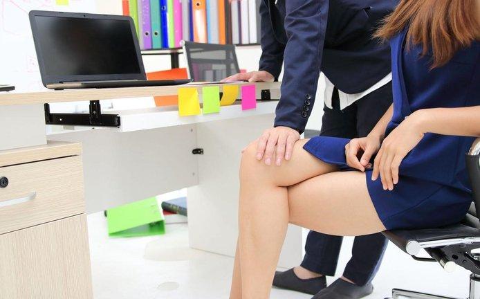 Sexuální obtěžování na pracovišti - ilustrační foto