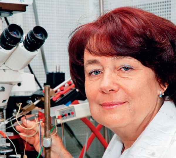 Prof. Eva Syková.