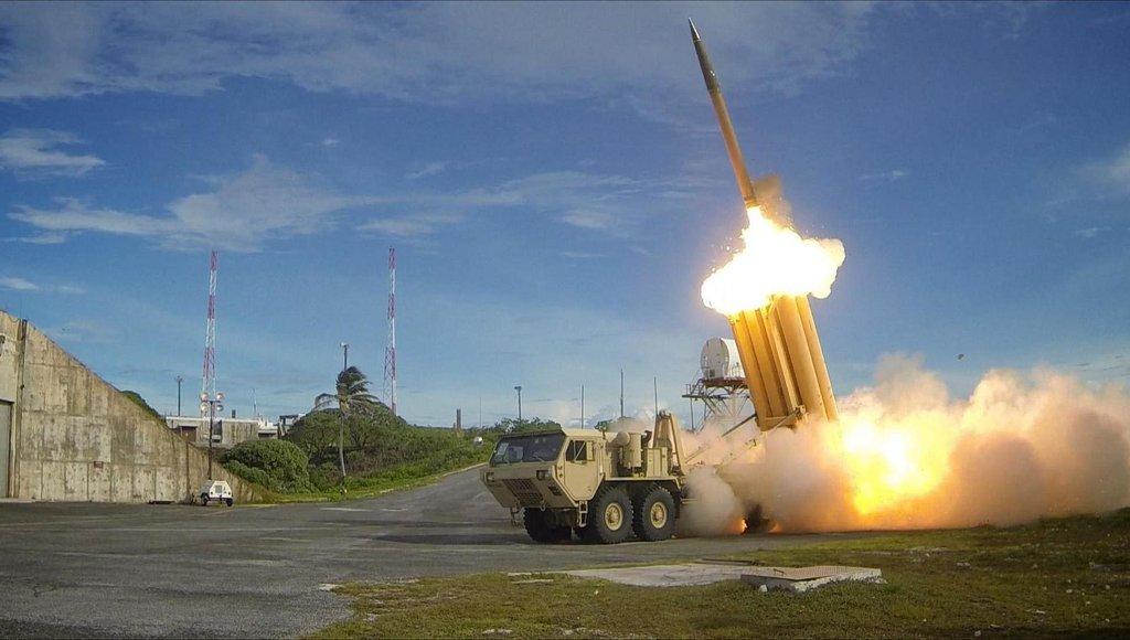 Raketový systém Ballistic Missile Defense System (Zdroj: Flickr)