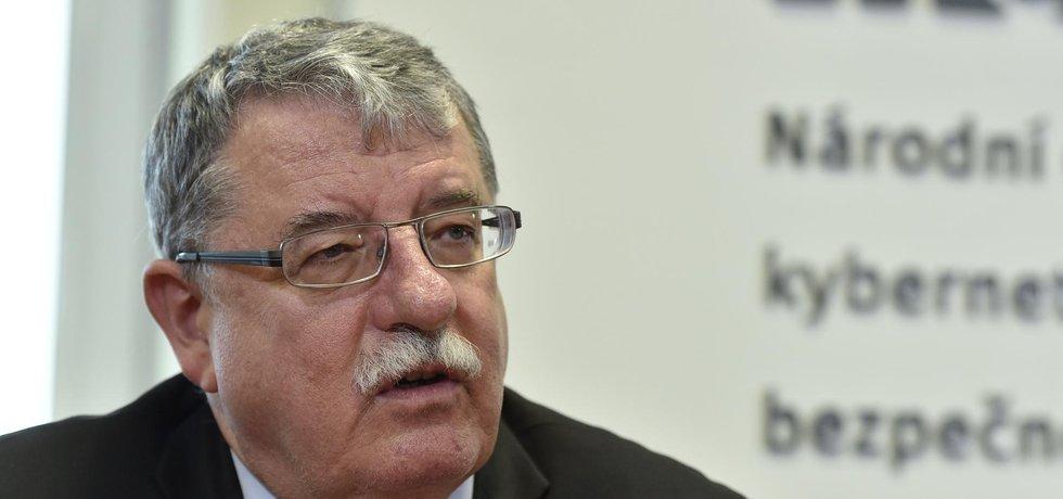 Dušan Navrátil šéf Národního úřadu pro kybernetickou a informační bezpečnost