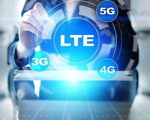 LTE, ilustrační foto