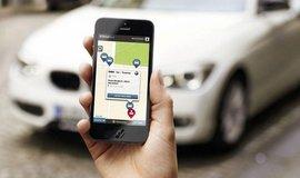 Služba DriveNow od BMW