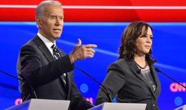 Z kandidátky demokratů mizí zástupci menšin. Harrisová může najít uplatnění u Bidena