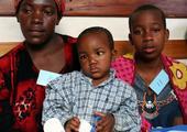 afrika, děti, chudoba
