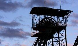 Těžební věž OKD