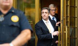 Michael Cohen, bývalý osobní právník Donalda Trumpa