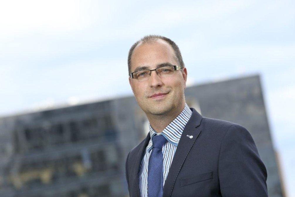 Mgr. Štěpán Mika, ředitel manažerského institutu CEMI