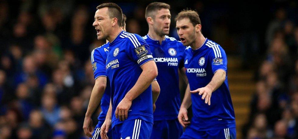Fotbalisté londýnské Chelsea