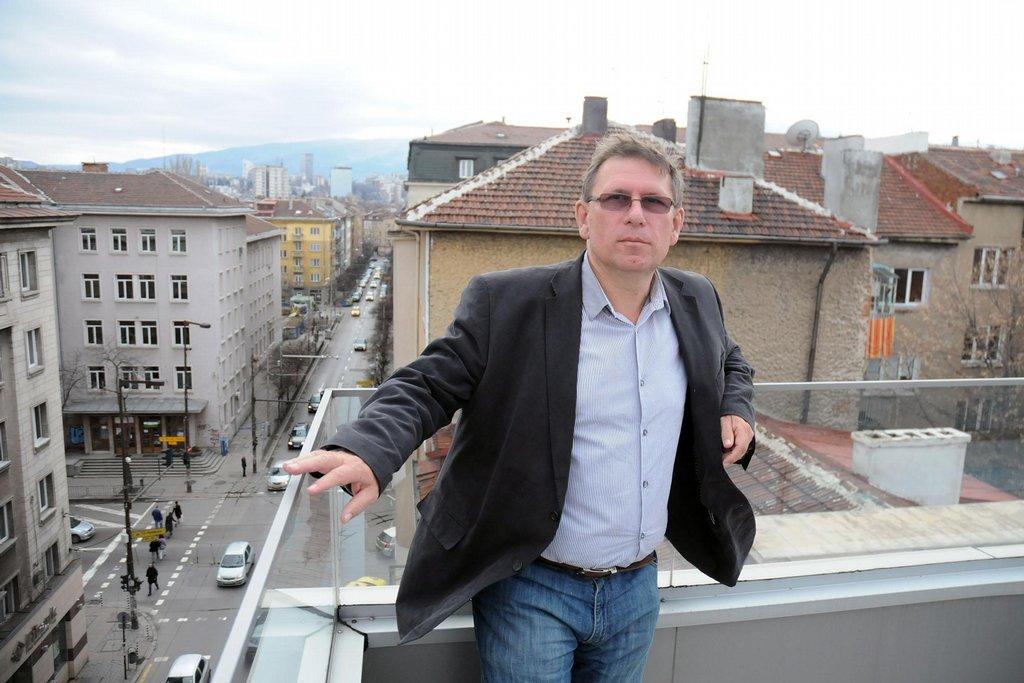 Petr Dokládal, šéf bulharského ČEZu