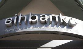 Evropsko-íránská obchodní banka v Hamburku, ilustrační foto