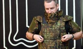 Neprůstřelná vesta - ilustrační foto