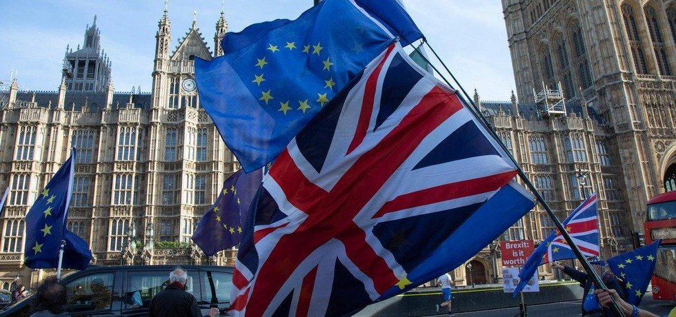 Brexit - ilustrační foto