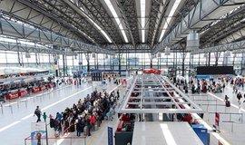 Letiště Václava Havla, ilustrační foto