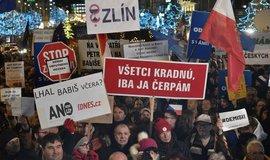 Milion chvilek chystá v Praze další demonstraci, pozve zástupce opozice