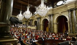 Katalánský parlament