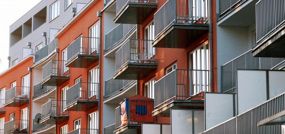 Ceny bytů zejména v Praze strmě rostou