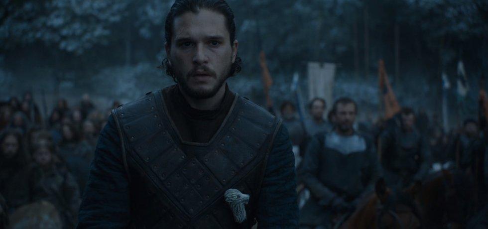 Jon Snow - mrtev, poté naživu. Nemrtvý? Poznámka:  Jon není čistokrevný Stark, nicméně byl Starky vychován.