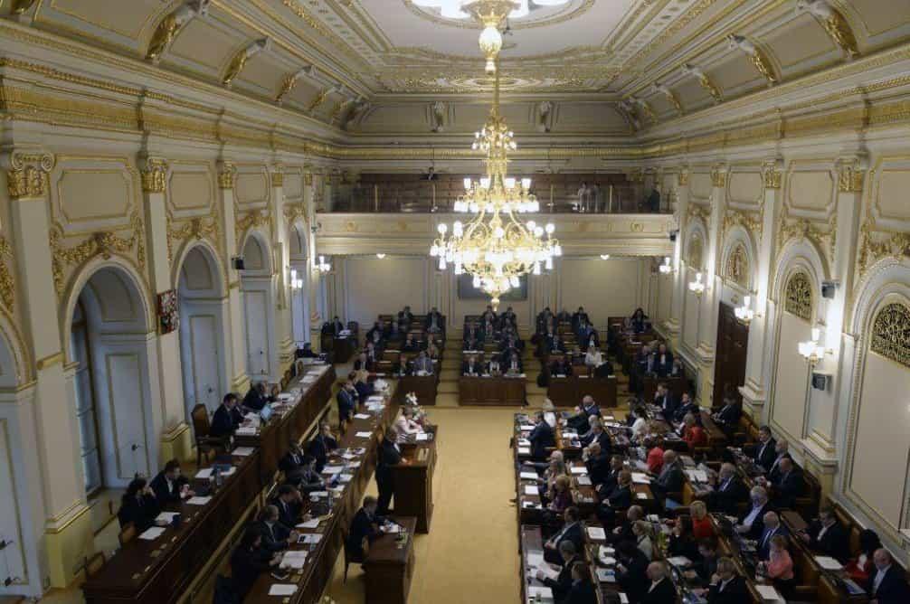 Poslanecká sněmovna, ilustrační foto