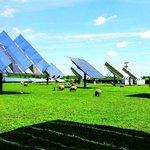 Solární elektrárna Myštěves