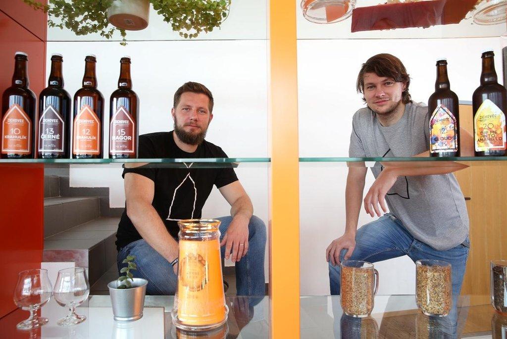 Pivovar Zíchovec