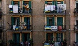 Byty v Barceloně - ilustrační foto