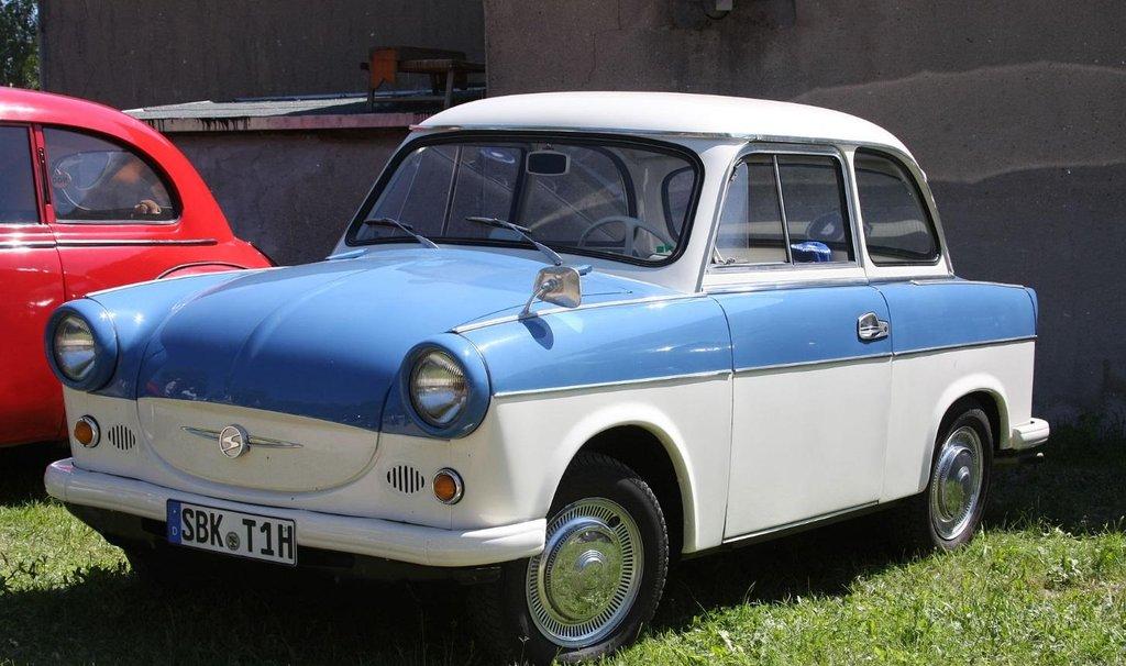 Trabant P50/Trabant 500