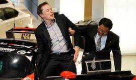 Akio Toyota už Elonu Muskovi vypomáhat nebude