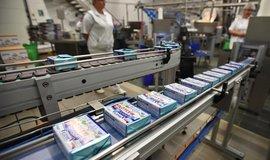 Nejznámější potravinovou značkou zůstává Madeta, polepšily si firmy Agrofertu, Vitana se propadla