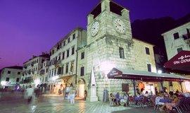 Město Kotor v Černé Hoře