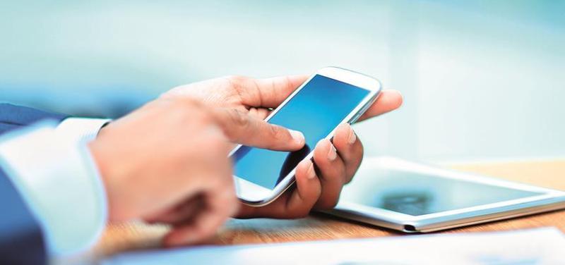 mobilní telefon, aplikace