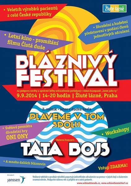 Bláznivý festival