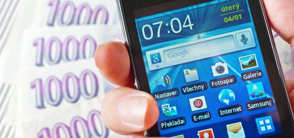 Mobilní data v Česku patří k nejdražším v Evropě