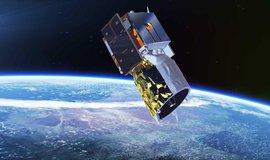 Satelit Evropské vesmírné agentury, ilustrační foto
