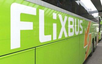FlixBus zahájil provoz v Německu v roce 2013, ilustrační foto