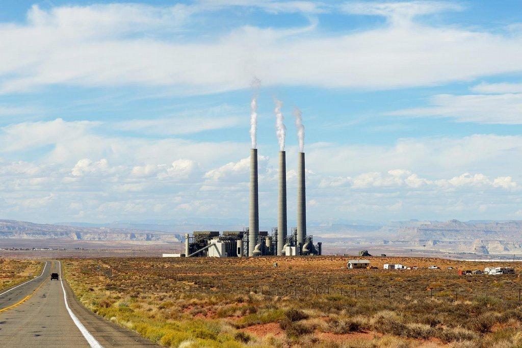 Uhelná elektrárna Navajo