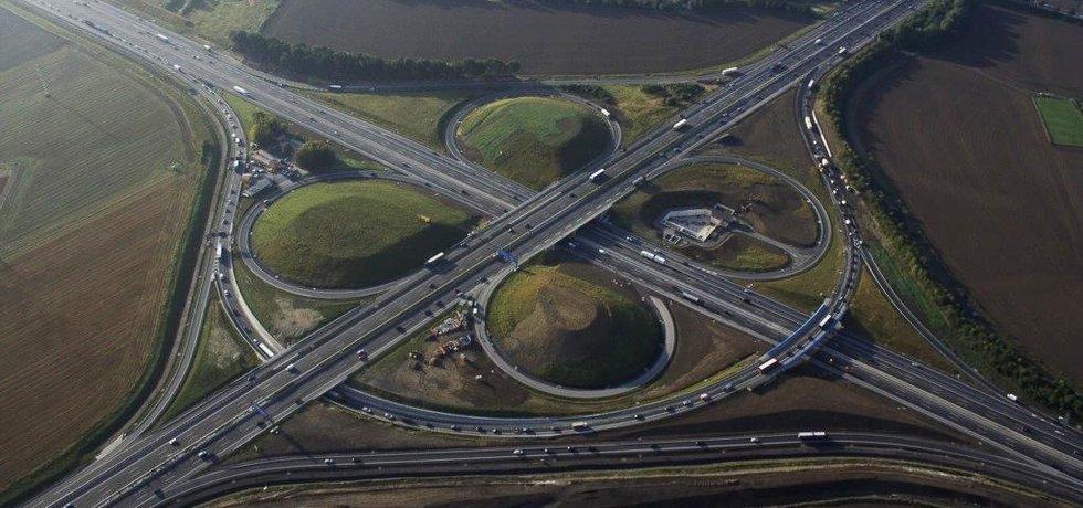 Křižovatka německých dálnic A1 a A2