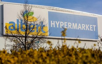 Hypermarket Albert, ilustrační foto