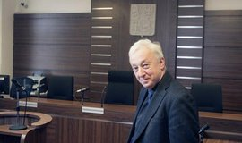 Předseda Městského soudu v Praze Jan Sváček