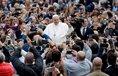 Papež František ve Vatikánu během Velikonoc 2019
