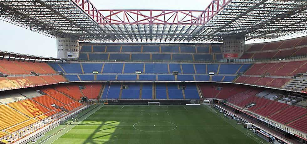 Stadion San Siro v Miláně