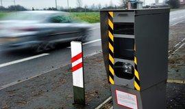 Radar na měření rychlosti ve Francii