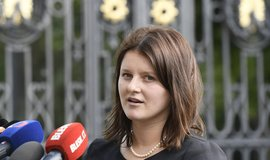 Nová ministryně práce a sociálních věcí Jana Maláčová (ČSSD)