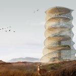 Třetí místo obsadili architekti Zijian Wan, Xiaozhi Qi a Yueya Liu z Velké Británie. Stavba s názvem Creature Ark zpodobňuje blízký vztah člověka s přírodou. Uvnitř mrakodrapu by podle návrhu měla fungovat výzkumná stanice pro ohrožené živočišné druhy. Návrh zohledňuje vztah mezi zeměpisnou šířkou a klimatem. Architekti proto budovu rozdělili na jednotlivé klimatické zóny v různé výšce s monitorovacím systémem v srdci stavby.