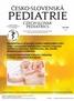 Česko-slovenská pediatrie