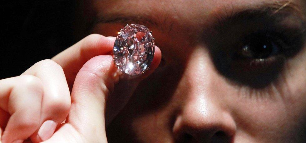 Diamant Pink Star