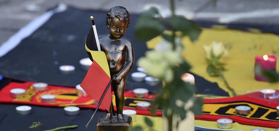 Belgičané uctili památku obětí terorismu