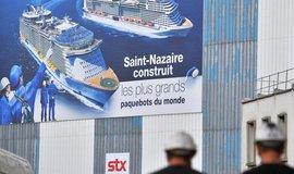 Loděnice STX