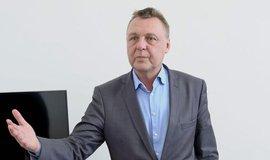 Pavel Juříček, šéf firmy Brano