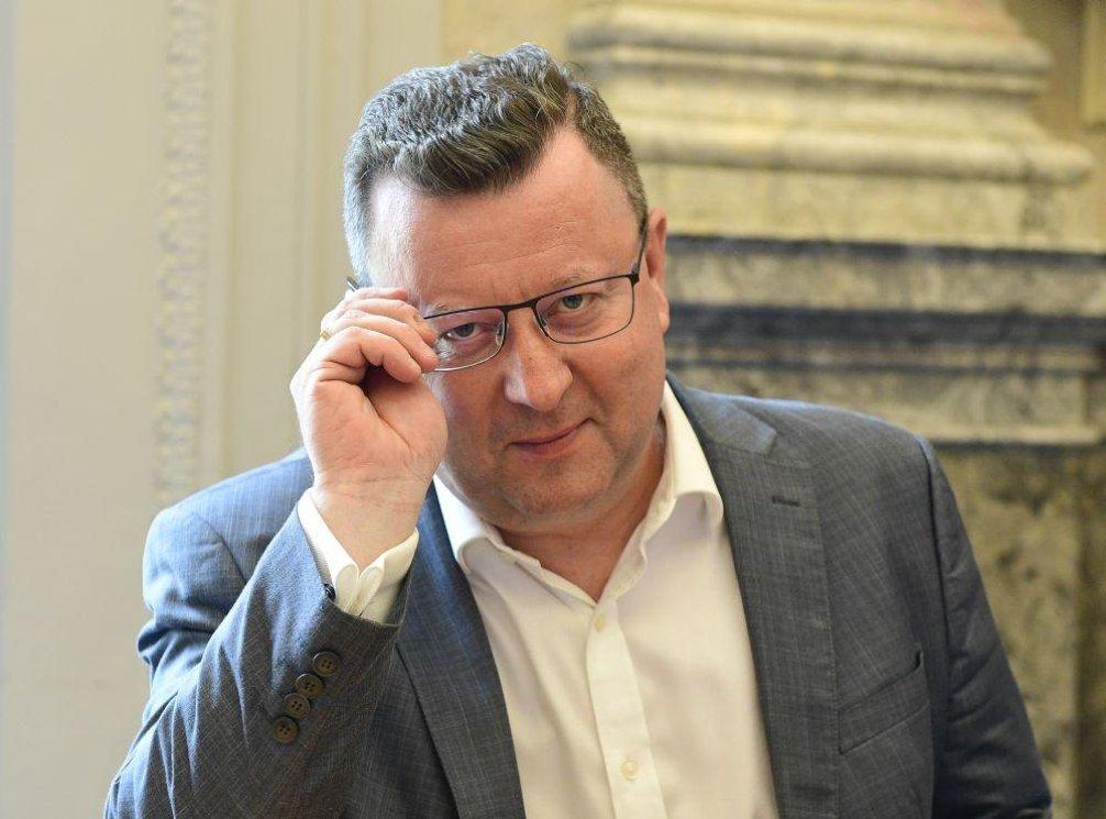 Exministr kultury Antonín Staněk